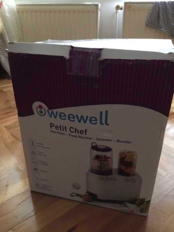Weewell petit chef